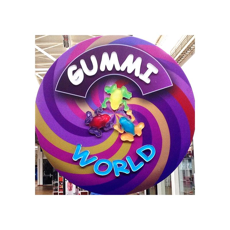 GUMMI WORLD
